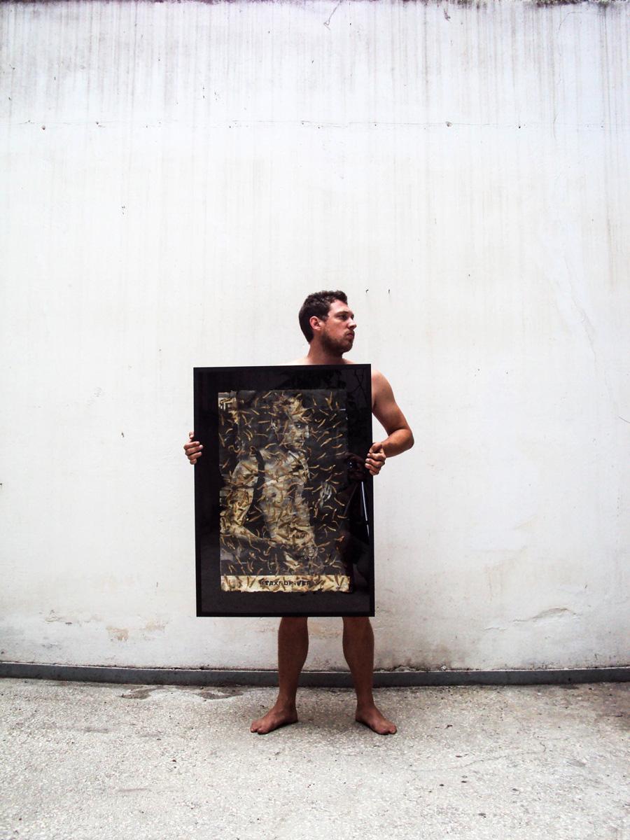Selfportrait,80x1,00cm,lamda print.